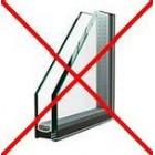 Sin vidrio