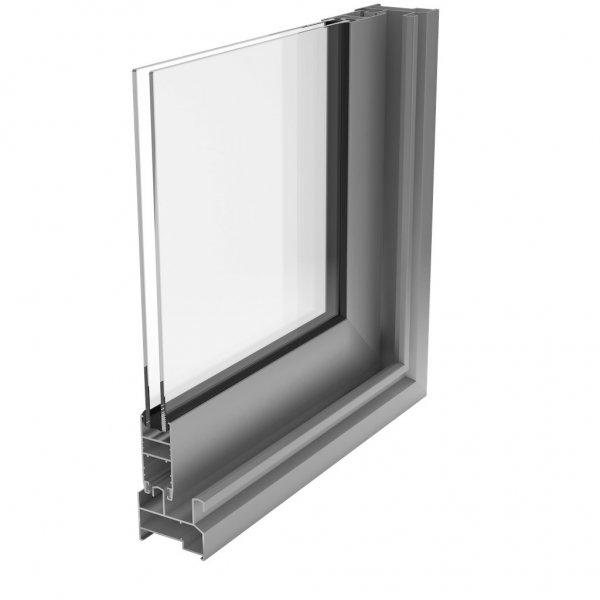 Puerta aluminio 2 hojas corredera - Puerta aluminio corredera ...