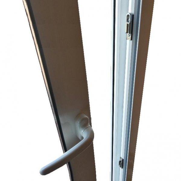 Puerta aluminio 2 hojas corredera - photo#40