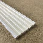 Pletina 60mm. en PVC