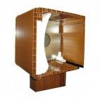 Cajon PVC 155mm. Decorbox