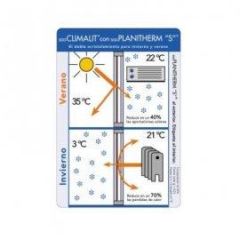 Cristal térmico gratis