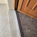 Puerta de entrada 1 hoja en PVC