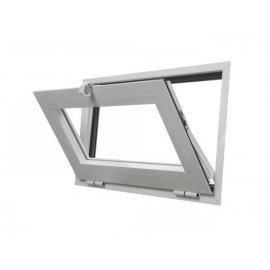 Ventana aluminio 1 hoja 600x500 basculante