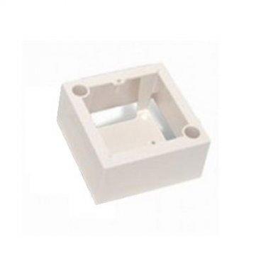 Caja de superficie para pulsador