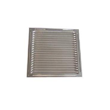 Rejilla de ventilación en aluminio